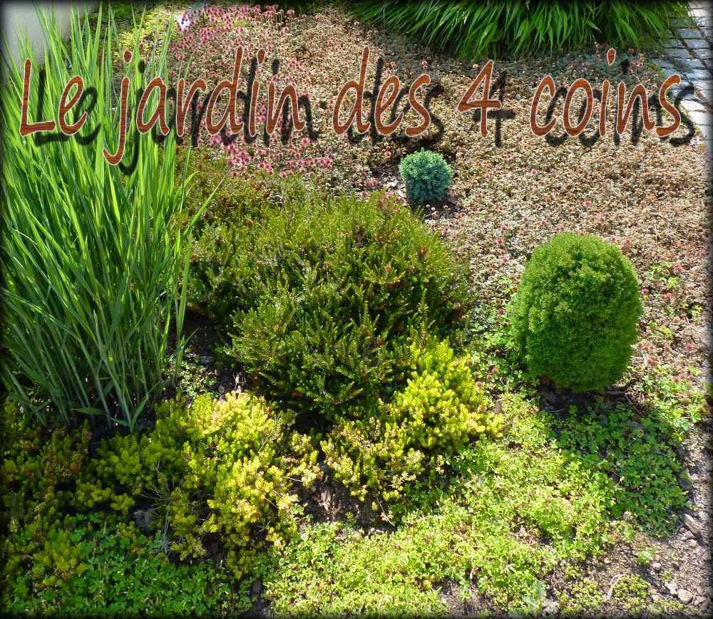 Le jardin des 4 coins