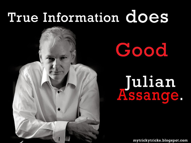 Julian Assange, Wikileaks, julian assange wallpapers and quotes, true information does good