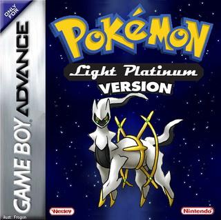 pokemon light platinum pokeinfo
