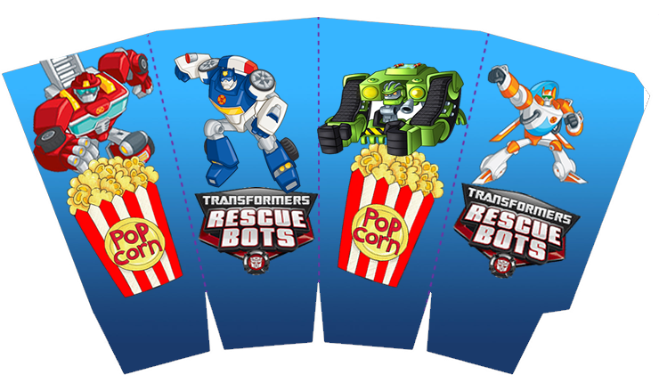 Transformer Invitations with best invitations example