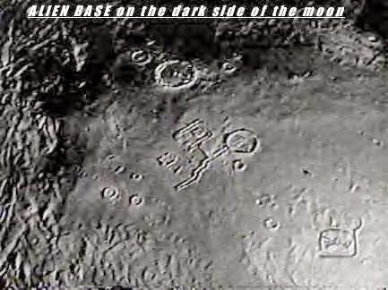 Lunar Mysteries: Alien Bases on Moon