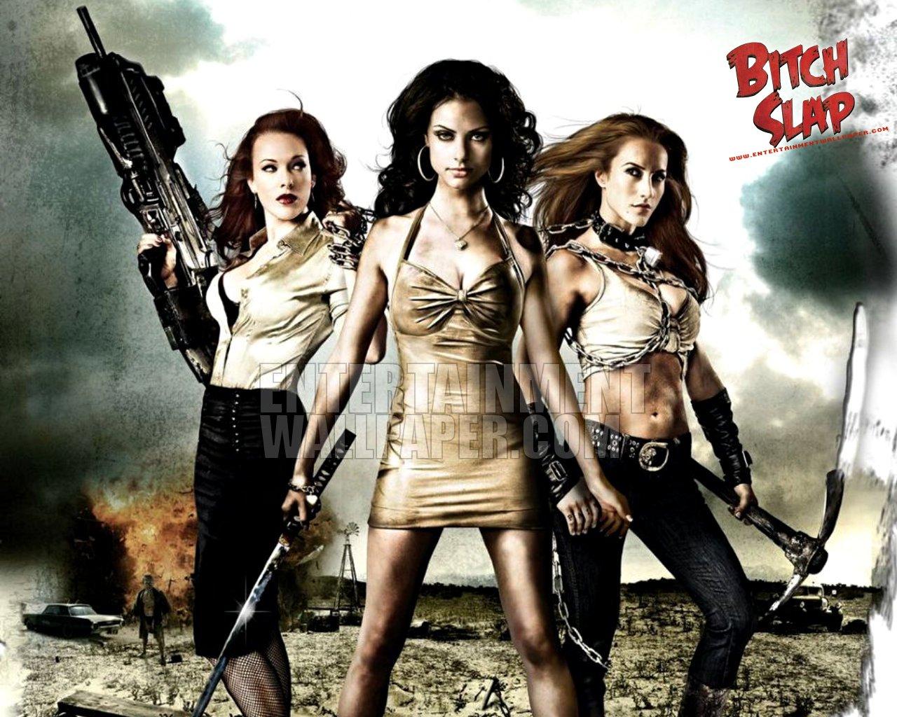 Bad bitch three girls