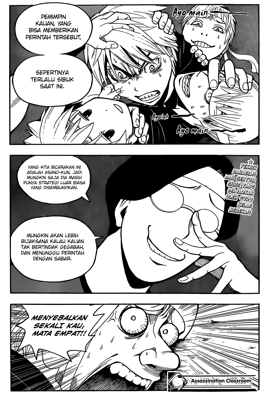 Komik assassination classroom 093 - pemimpin 94 Indonesia assassination classroom 093 - pemimpin Terbaru 19|Baca Manga Komik Indonesia|