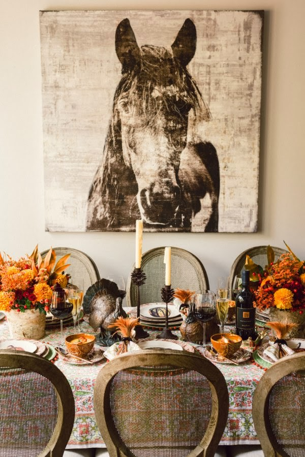 Gorgeous thanksgiving tablescape ideas party