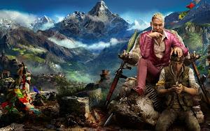 Far Cry 4 Kyrat Yeni Tanıtım Videosunu İzle