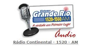 ouvir a radio continental AM 1520,0 ao vivo e online Rio de Janeiro