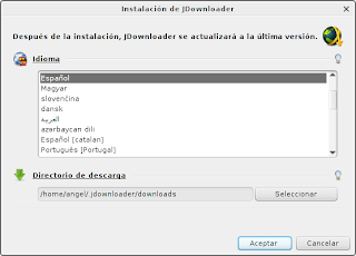 Instalar Jdownloader desde los repositorios de Ubuntu 12.10, jdownloader ubuntu 12.10, jdownloader ubuntu java