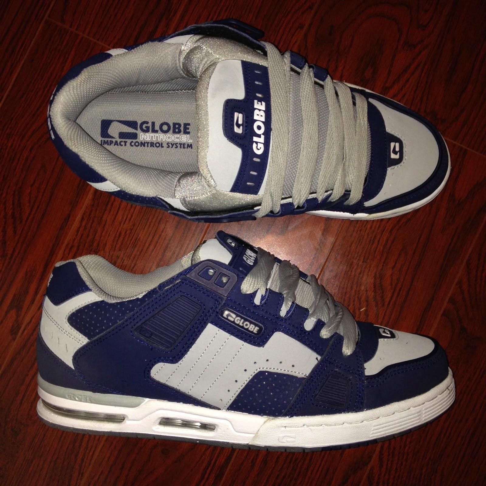 virgil s globe shoes x sabre