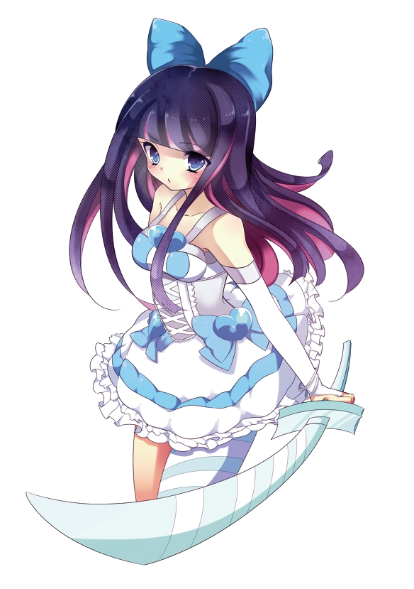Stocking anime