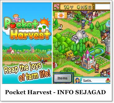 Game Pocket Harvest Android