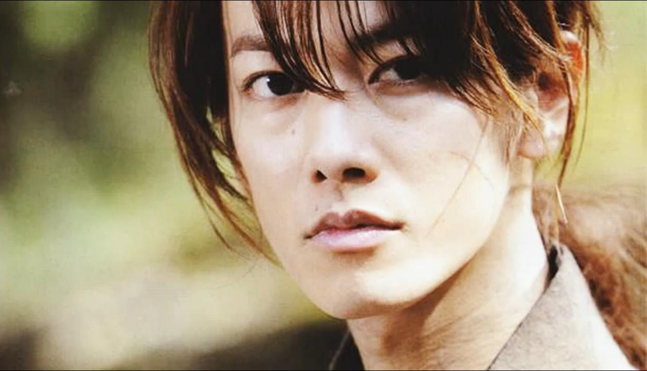 Sato Takeru Rurouni Kenshin
