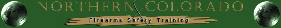 Northern Colorado Firearms Safety Training