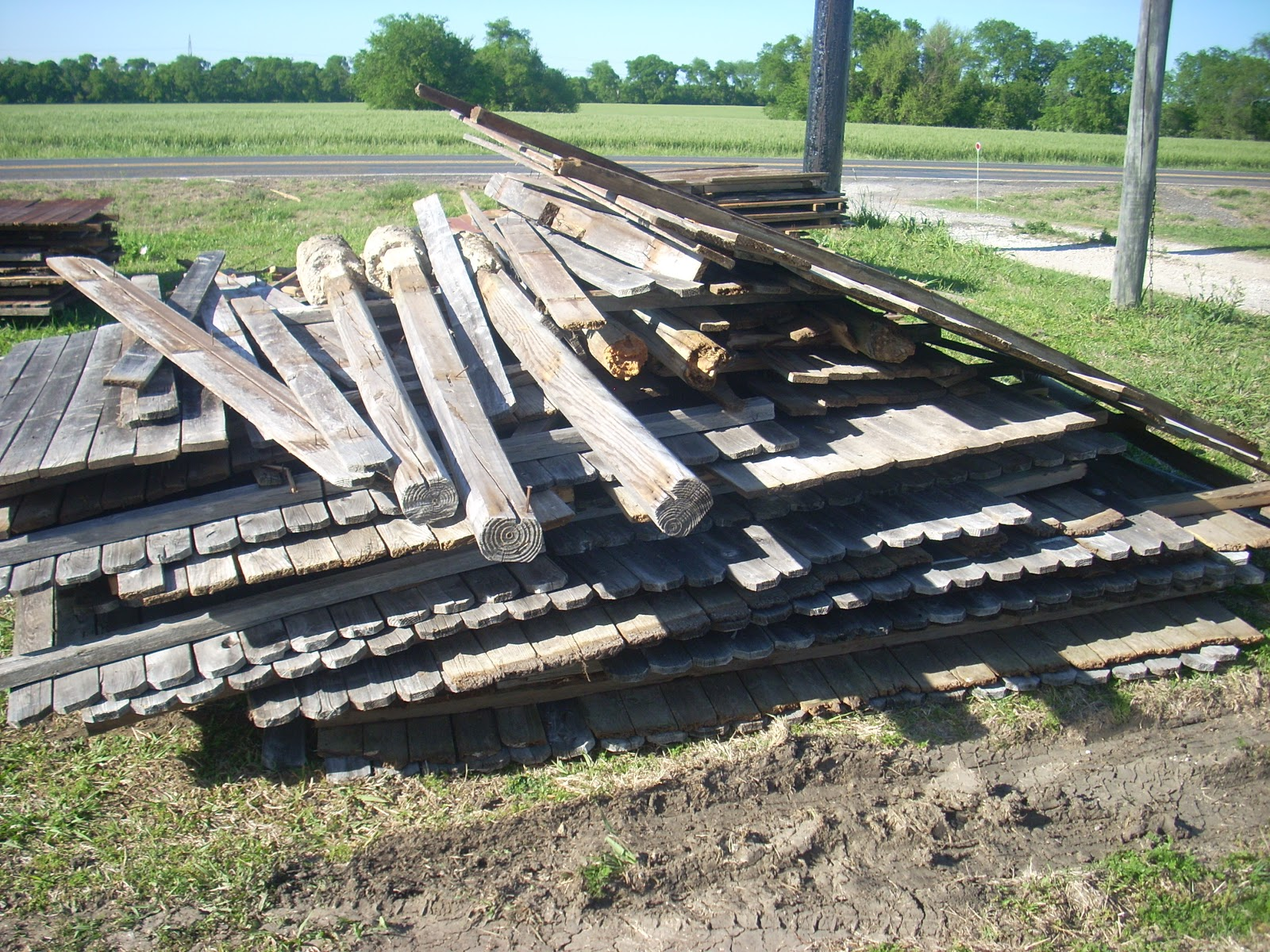 Marvelous photograph of Road Wood Fence Panels & Pickets Wylie Texas: GONE Complete Fence  with #698249 color and 1600x1200 pixels