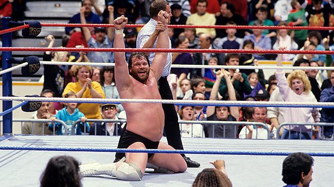 Post image of [Матчасть] Royal Rumble: краткий экскурс