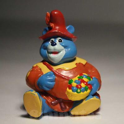 LES GUMMI - GUMMI BEARS (Fisher Price) (Kellogs) 1985 Gummies0006