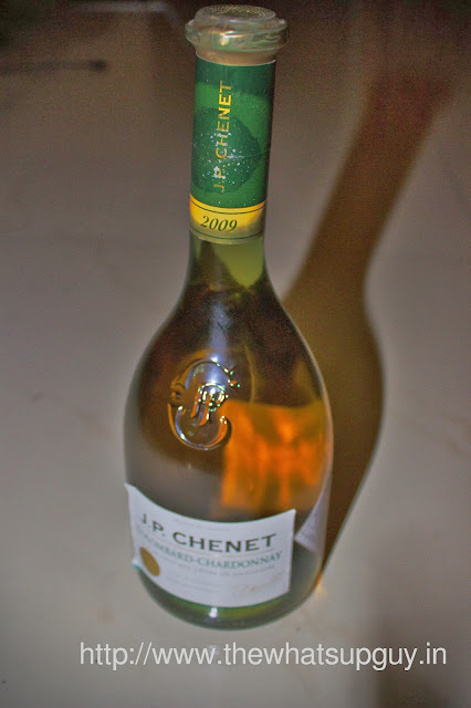 Wine Bottle Prize