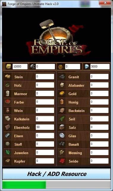forge of empires ultimate hack diamonds gold tools and supplies cheat tool 2013 coocoshacks. Black Bedroom Furniture Sets. Home Design Ideas