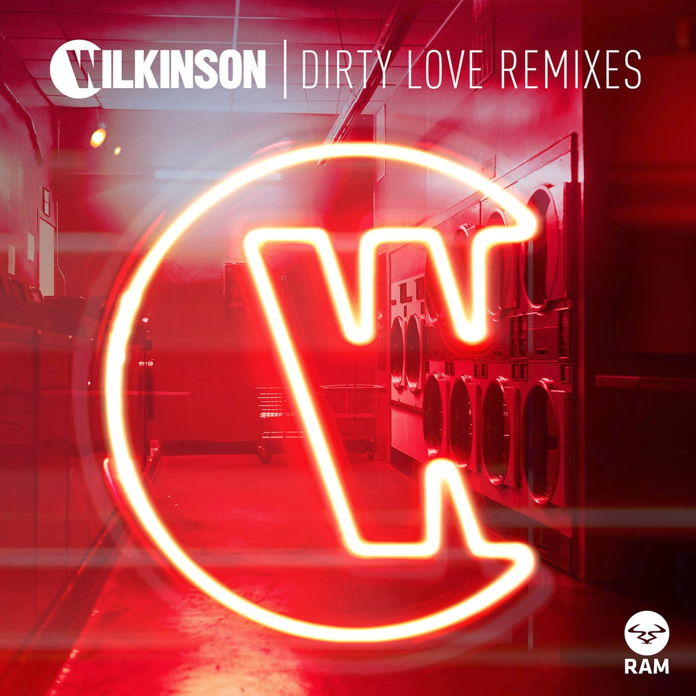 Wilkinson - Dirty Love (Remixes) [feat. Talay Riley] - EP Cover