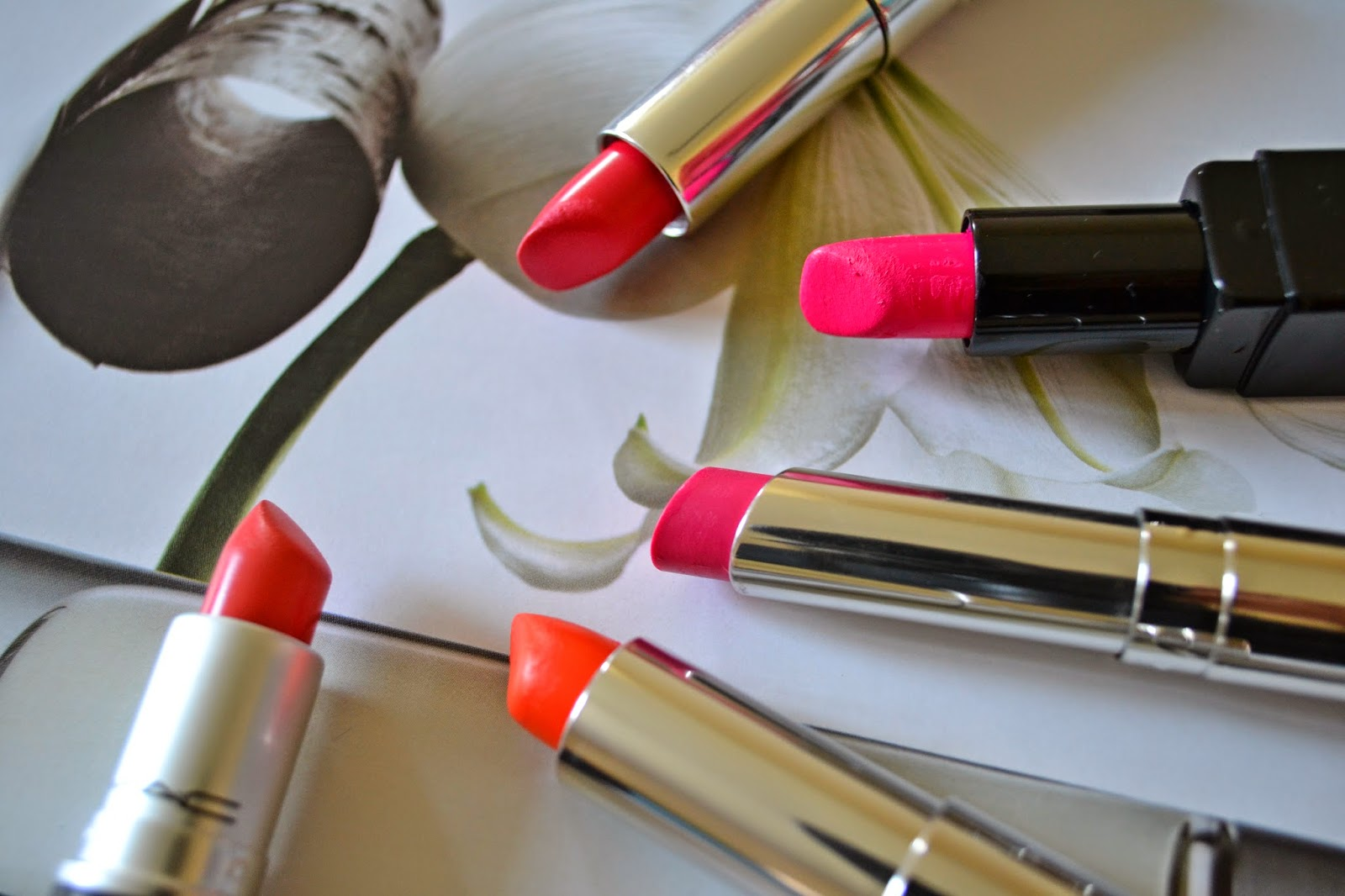 Spring + Summer Lipsticks - Aspiring Londoner