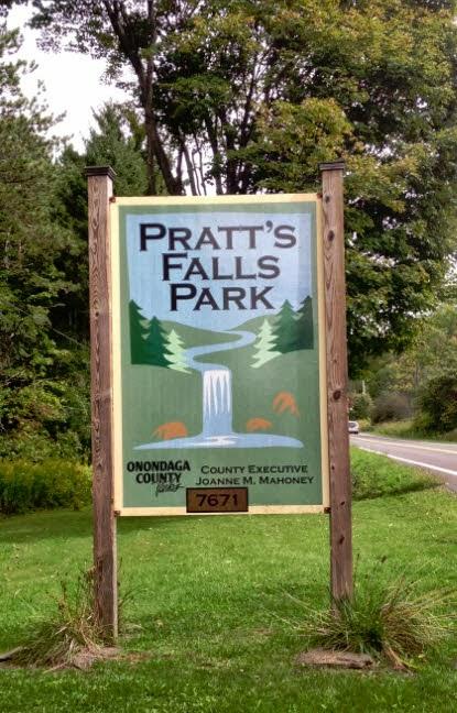 Image: Pratt's Falls