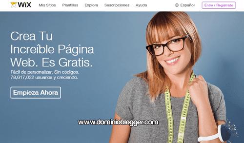 3 sitios para crear tu pagina web gratis