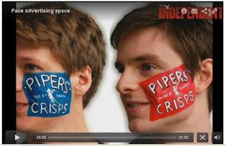 Membuat ide kreatif: Muka untuk iklan
