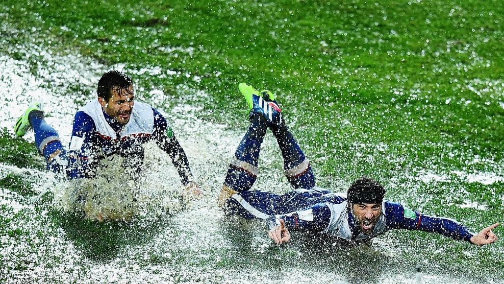Mundial de Clubes de la FIFA Marruecos 2014. Cruz Azul vs. Western Sydney Wonderers. Pavone y Torrado le dieron el triunfo a La Maquina | Ximinia