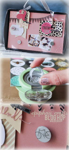 epiphany crafts + magnets >>> heidi swapp