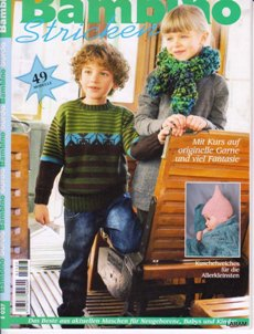 Burda Bambino Stricken Winter 2011