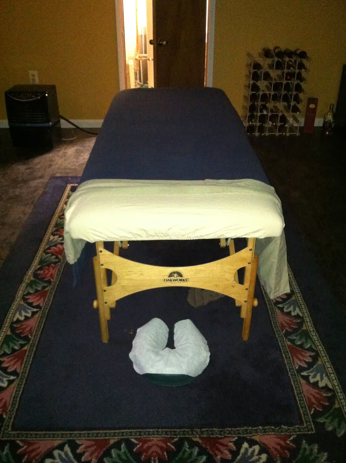 Chair Massage DC