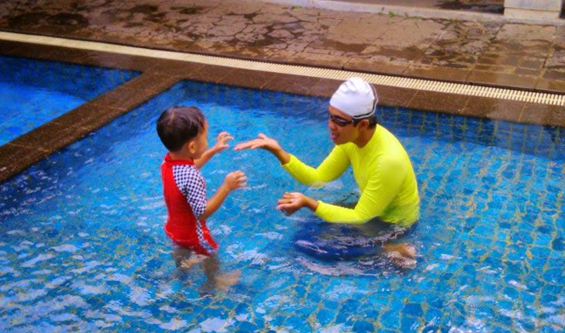 kursus renang permainan air