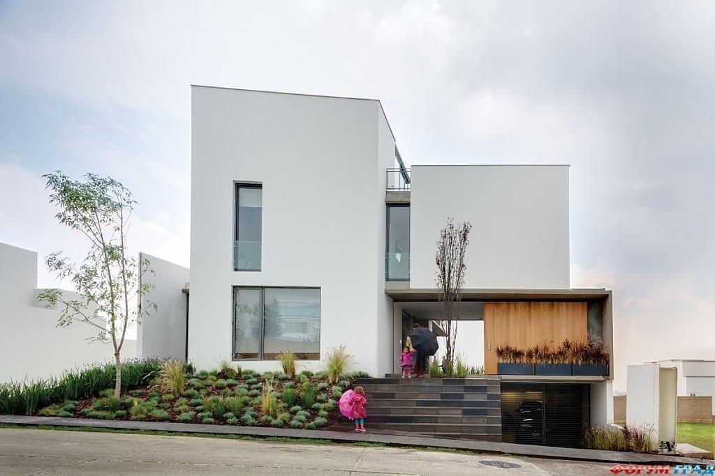 Fotos de fachadas de casas bonitas vote por sus fachadas for Casa moderna 7 mirote y blancana