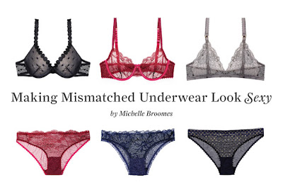LingerieDiva.com Blog | Mismatched Underwear