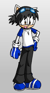 Maximo The Hedgehog