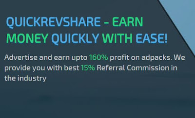 quickrevshare - earn money quickly with ease
