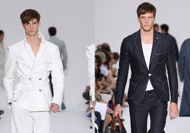 Zegna Spring Summer 2012 Runway