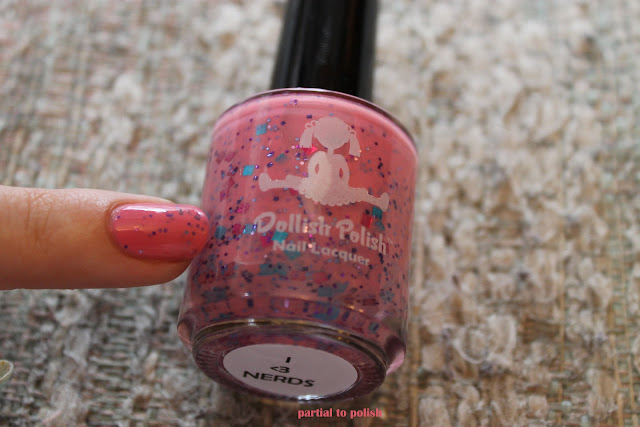 Dollish Polish I <3 Nerds
