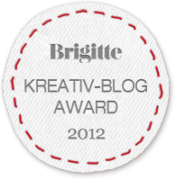 Brigitte Blog Award 2012