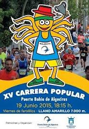 19/06 Carrera popular en Algeciras