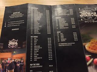 Bigbob cafe taman pauh