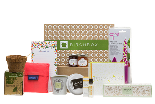 Limited Edition Birchbox - From the Garden
