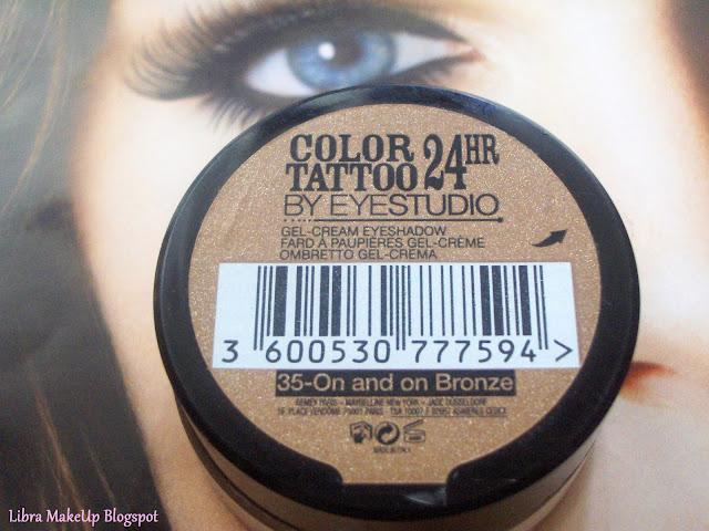 cream eyeshadow, göz farı bronze