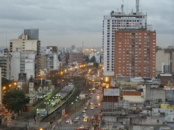 Ramos Mejía hoy - Centro y estación ferrocarril.