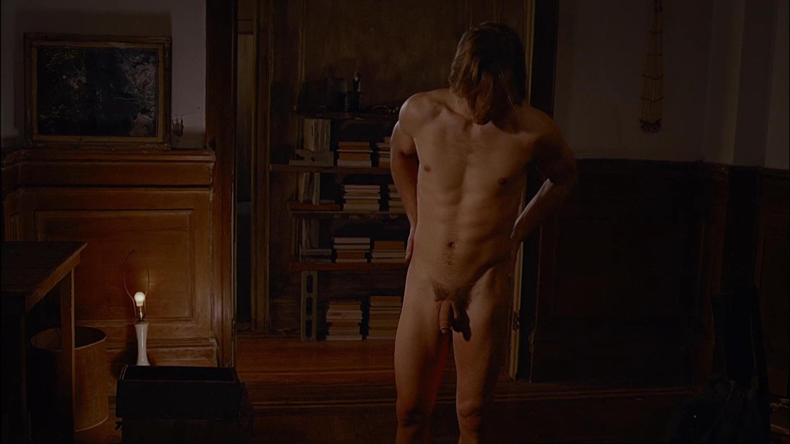 Rosario Dawson Nude Descent