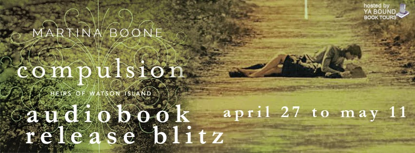 Compulsion Audiobook Release Blitz & Giveaway