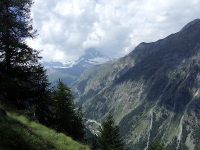 Along the Mattertal