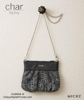 Char Hip Bag