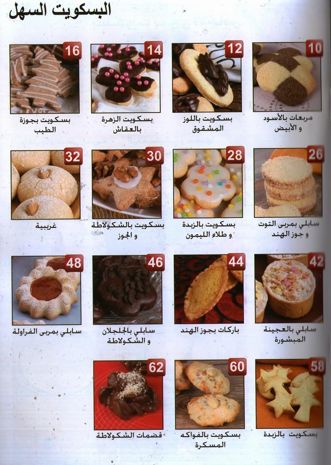 La cuisine alg rienne samira biscuits faciles - La cuisine algerienne samira ...