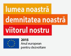 Anul european pentru dezvoltare