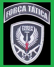 FORÇA TÁTICA